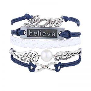 Vintage Love&Believe karkötő
